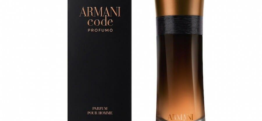 Giorgio Armani To Launch New Fragrance – Armani Code Profumo