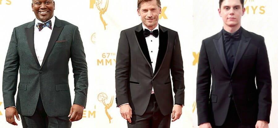 Our Picks – Best Dressed Men At The 2015 Emmy's Red Carpet