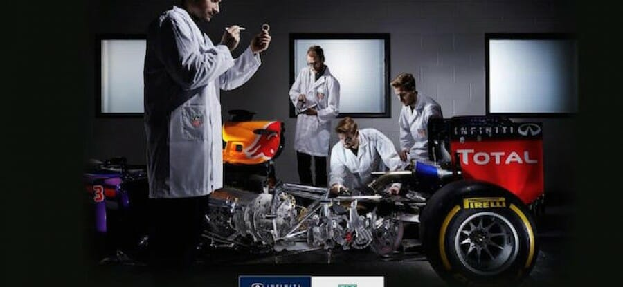 TAG Heuer Announced as the Official Timekeeper and Watch of Red Bull Racing