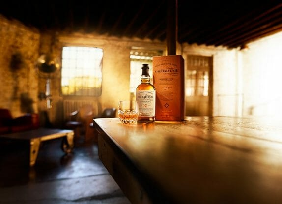Balvenie 21 Year Old Madeira Cask Debuts at Changi Airport