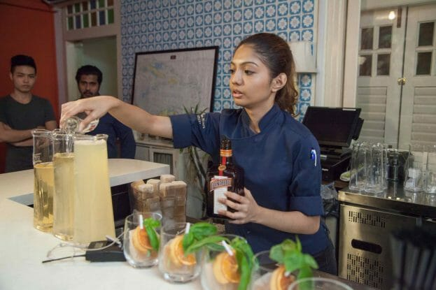 Interview: Reena Rivera, La Maison Cointreau 2016 Singapore winner