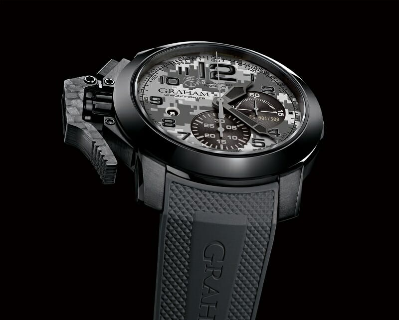 Going Commando: Graham Chronofighter Oversize