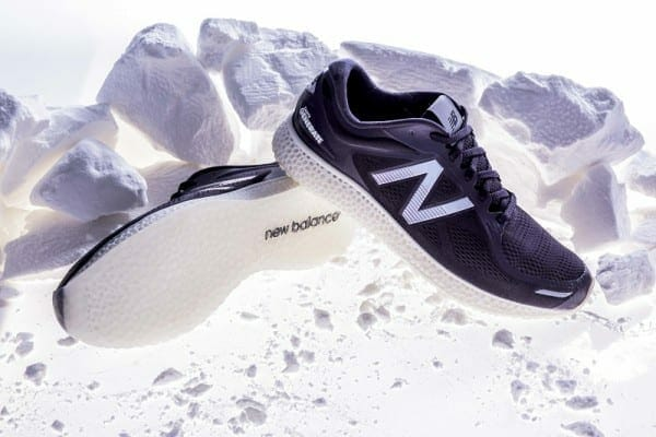 New Balance 3D printed powder Zante Generate