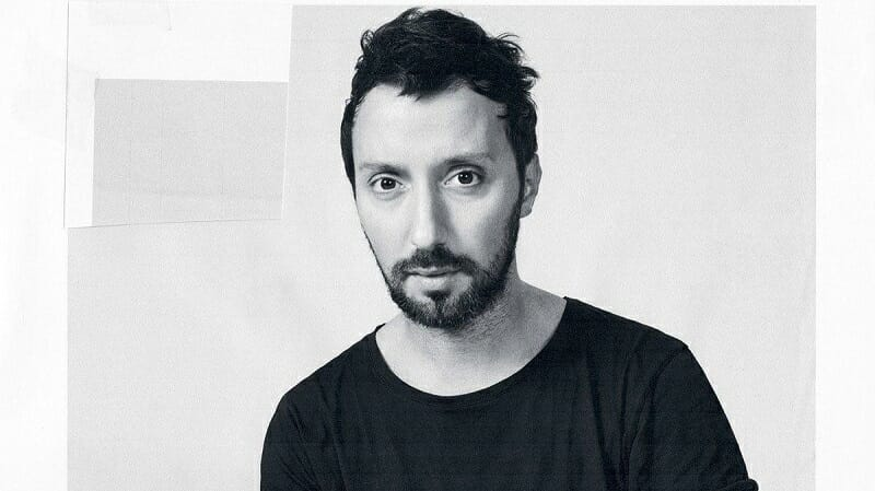 Anthony Vaccarello is Saint Laurent's New Creative Director