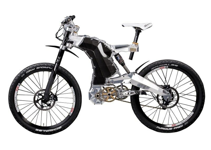 The Smart Bike: M55 Terminus