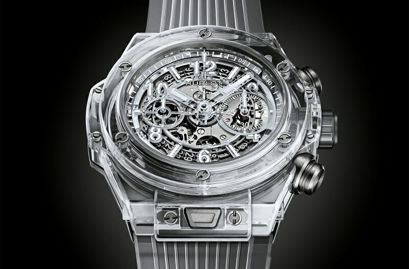 In The Clear: The Legacy of Sapphire Watches