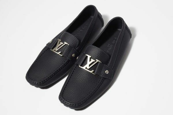 Louis Vuitton Celebrates Driving Shoe