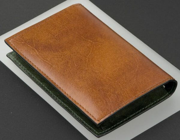 Craft Design Technology Business Card Case- Cinnamon_$109