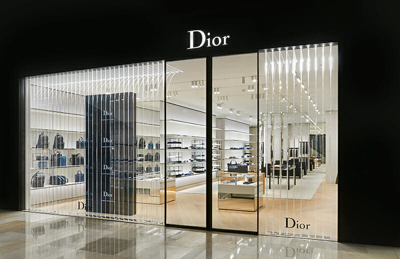 Dior Homme Comes Back To ION Orchard