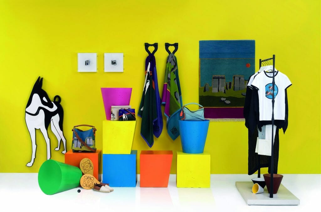 Loewe Summer Shop Opens In Ibiza Museum