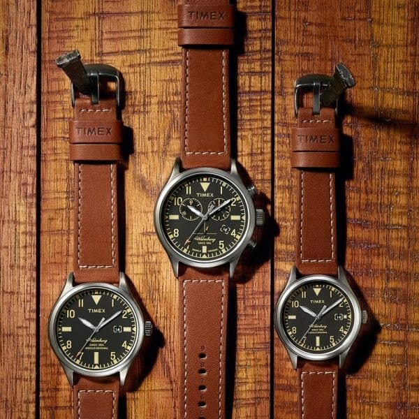 Timex X Red-Wing-Waterbury