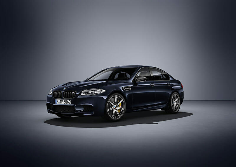 Bigger & Better: BMW M5 Competition Edition