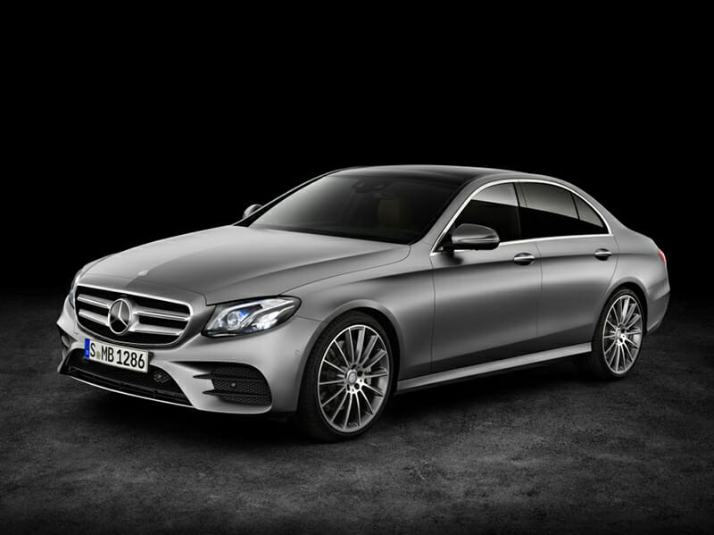 Mercedes E-Class 2016: Intelligence Made Easy