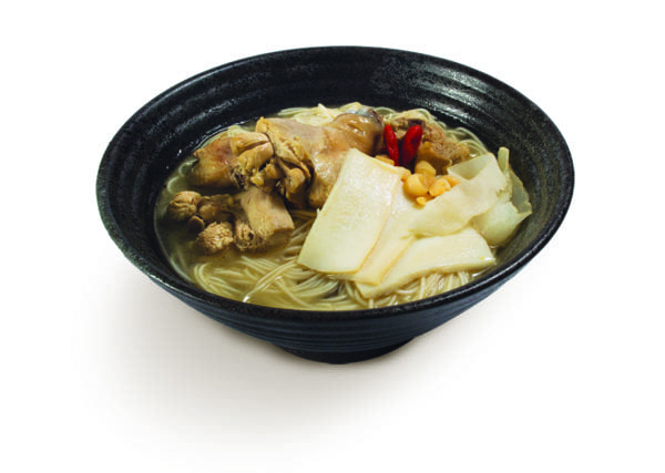 Souper Tang - Dried Scallop Mee Suah Soup