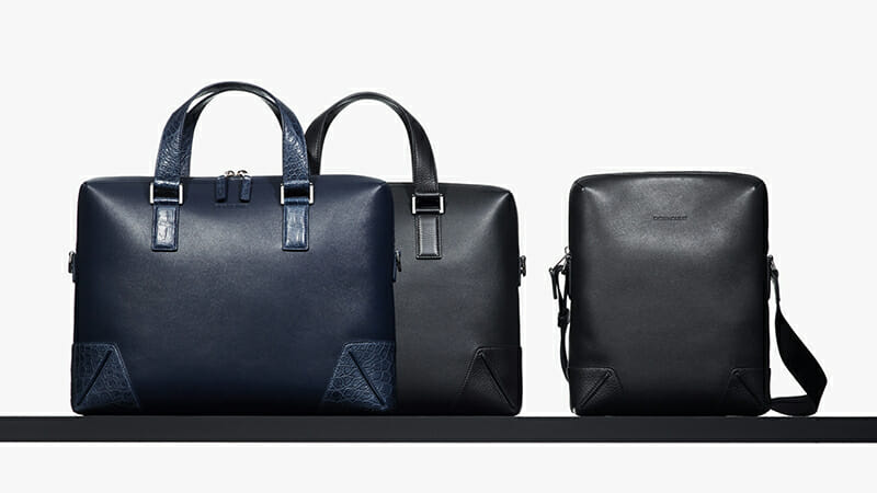 Luxe Functionality: Dior Homme FW16 Mister Dior Bag
