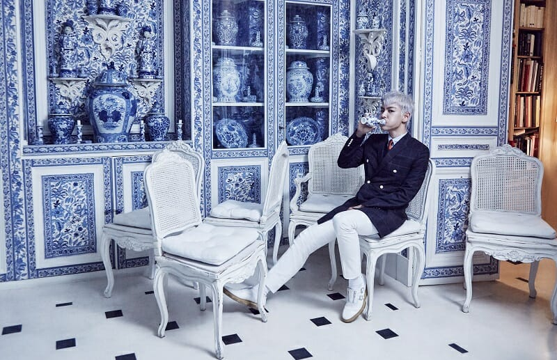 K-Pop Star T.O.P. Curates Sotheby's Art Auction