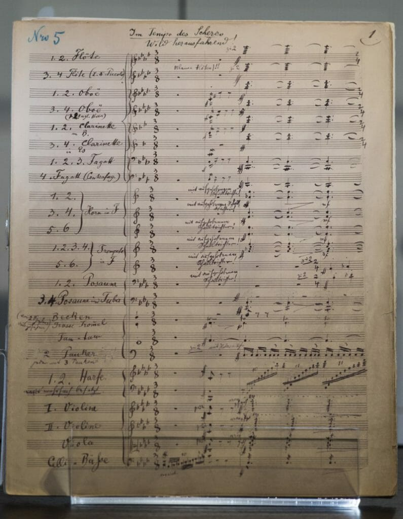 Rare Mahler Auction by Sotheby's Hong Kong