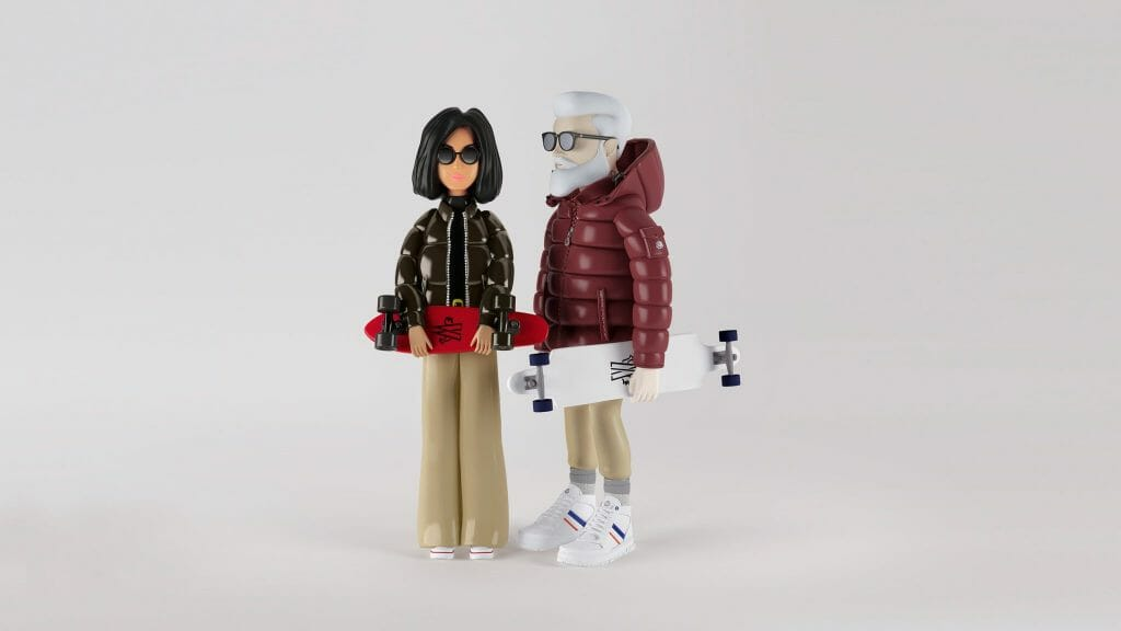 The Mr Moncler Collection