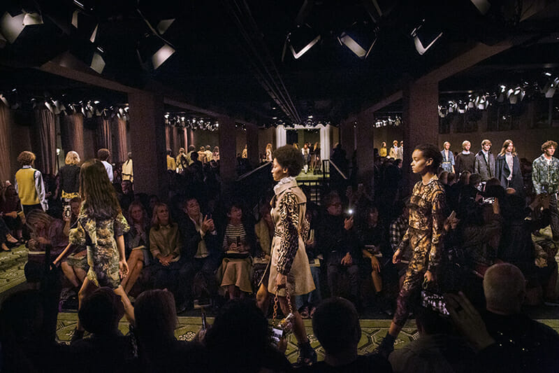 Burberry: September 2016 Collection