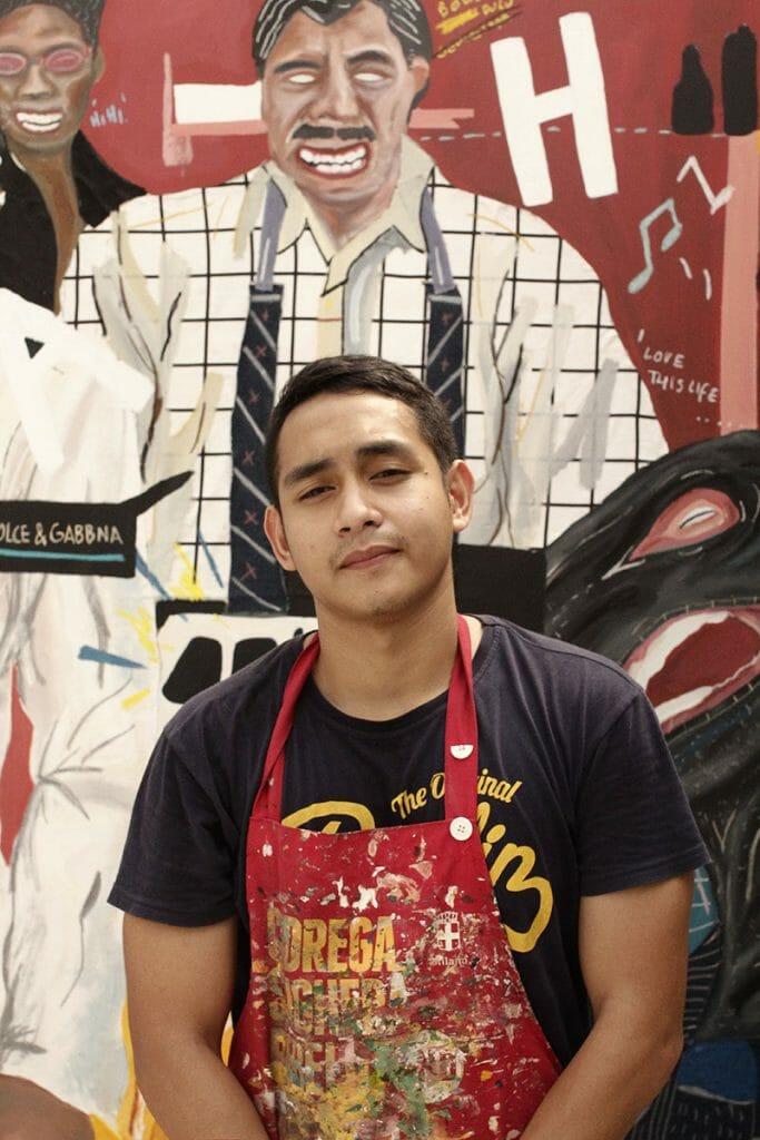 Interview: Indonesian Artist Naufal Abshar