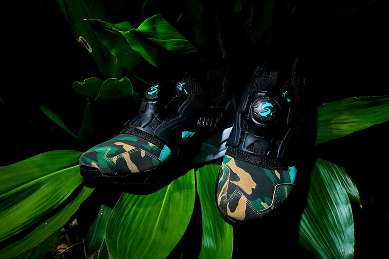 Puma and Atmos present Disc Blaze Night Jungle