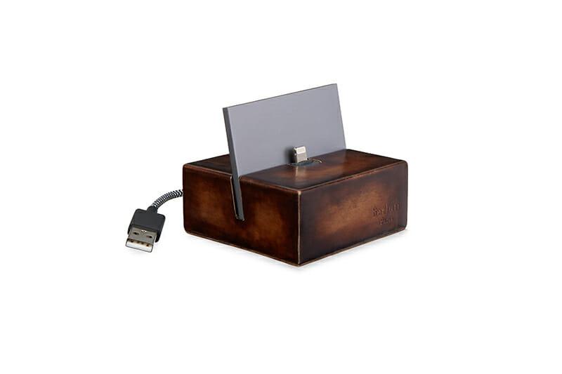 Berluti And Native Union Present Gadget Accessories