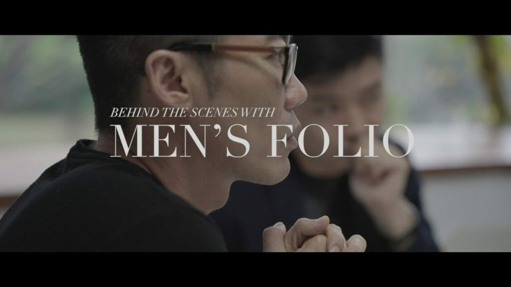 A Look At The Life Of Men's Folio's Managing Editor