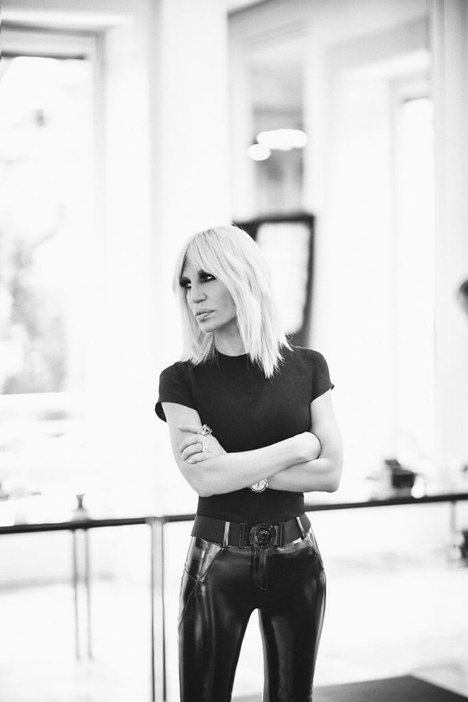 Read: Versace by Donatella Versace