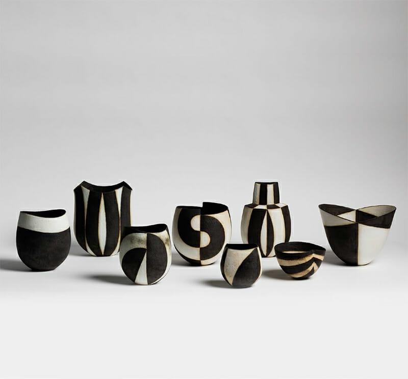 Loewe at Miami Design District in Florida, USA: British potter John Ward and artist William McKeown showcase works