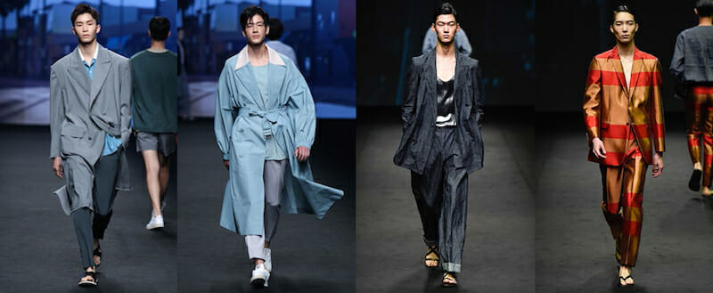 From left to right: Ordinary People, Kim Seo Ryong