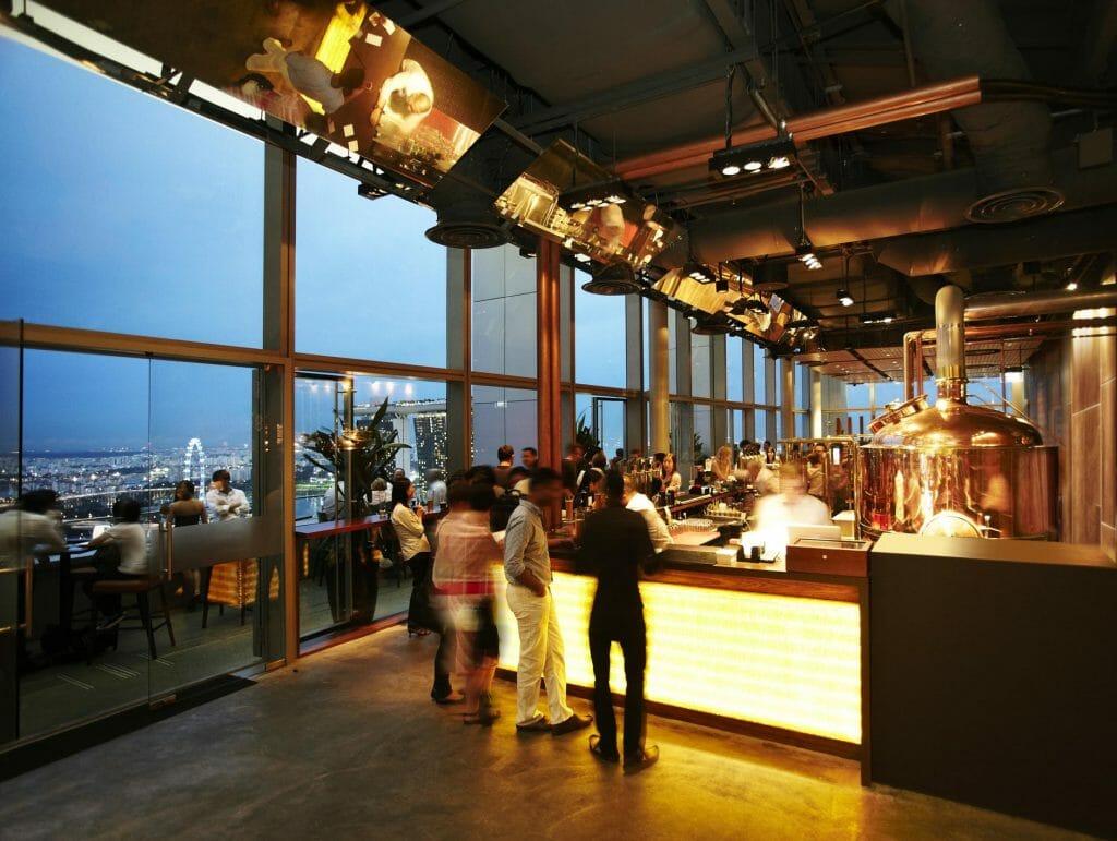 Restaurant Review: LeVeL33 at Marina Boulevard