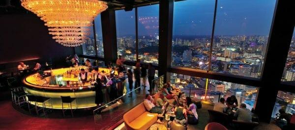 New Asia Bar. Image courtesy of New Asia Bar.