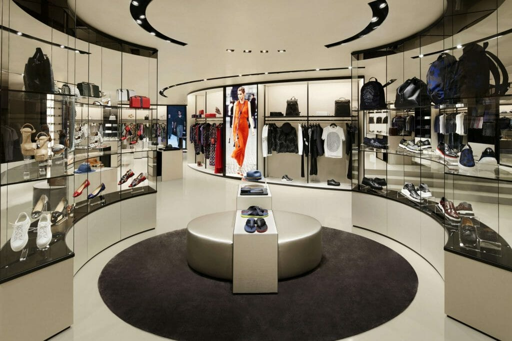 Emporio Armani Opens New Boutique at Paragon, Singapore