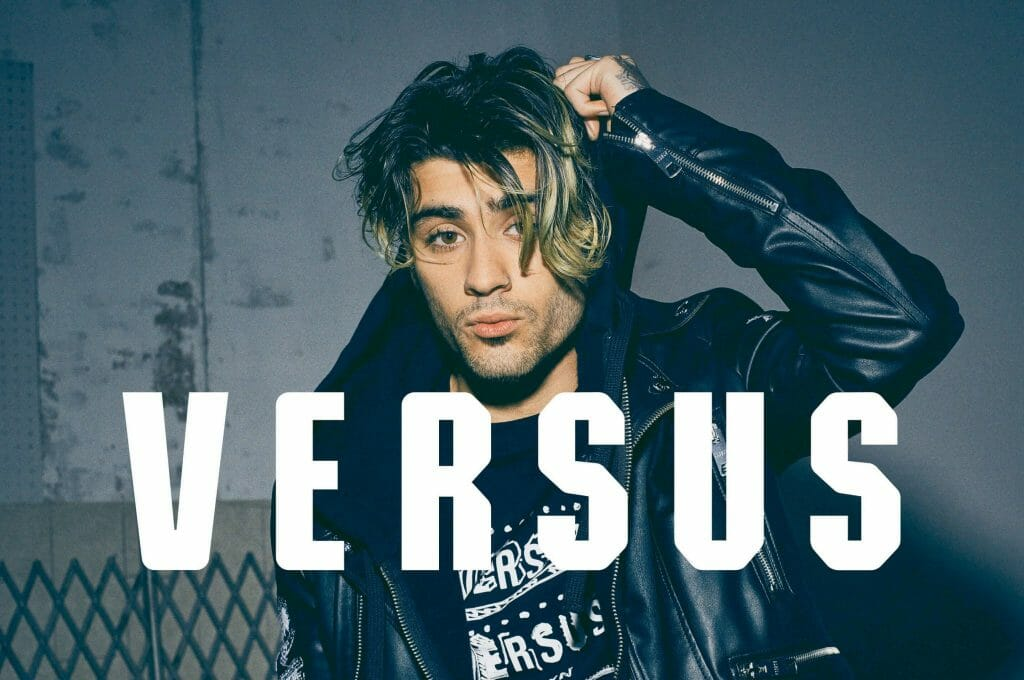 The long-awaited ZAYN X VERSUS collection is finally here