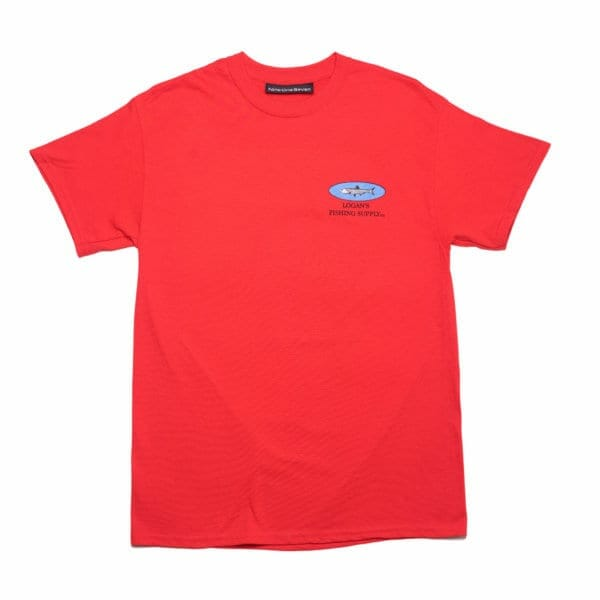 Nine One Seven Logan's Supply T-shirt (Red)