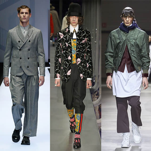 Fall/Winter 2017's Key Trend: Tailoring