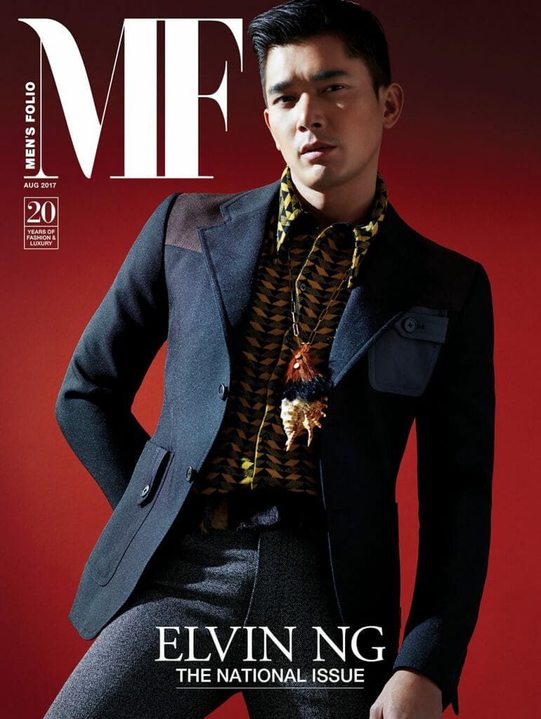Men's Folio August: Celebrating Singapore in The National Issue