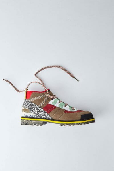 Acne Studio BLÅ-KONST Hiking Shoes