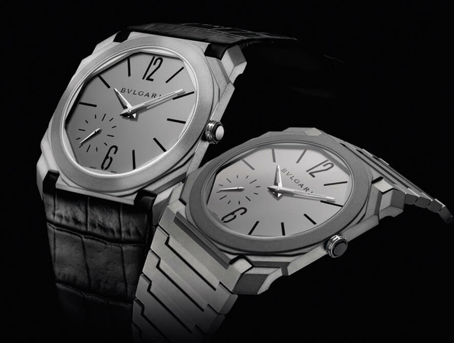 Meet Bulgari's Octo Finissimo Automatic, the world's thinnest automatic watch