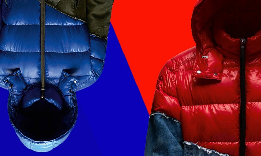 """The worlds of Moncler and Greg Lauren """"Collide"""" for a limited edition Fall/Winter 2017 collection"""