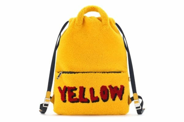 Fendi Drawstring Backpack