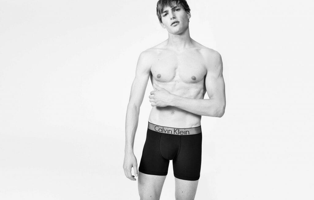 Calvin Klein Underwear for Fall 2017: redefining and refining the classics