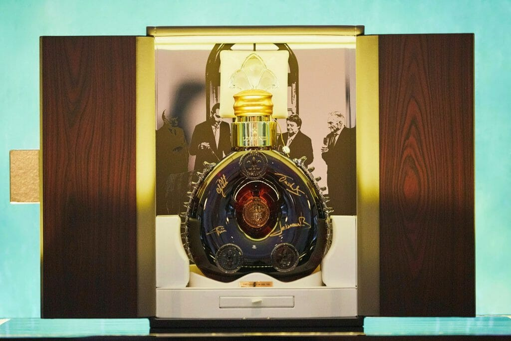 The Official Launch of Limited Edition Louis XIII 'The Legacy' Decanter