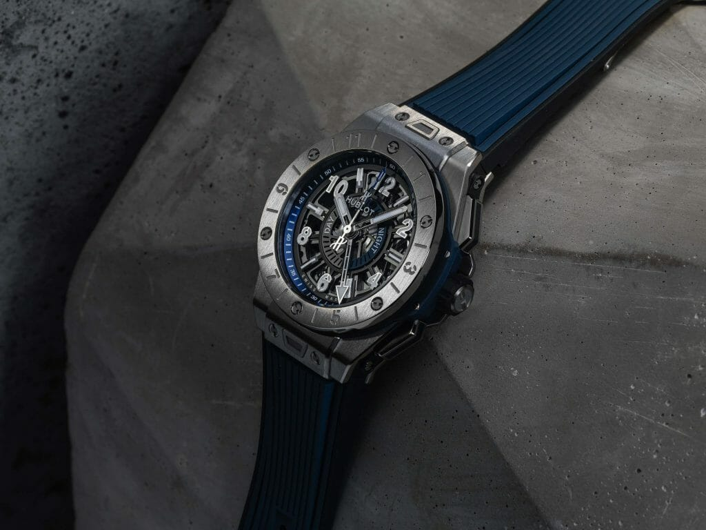 Introducing Hublot's first GMT watch, the Big Bang Unico GMT