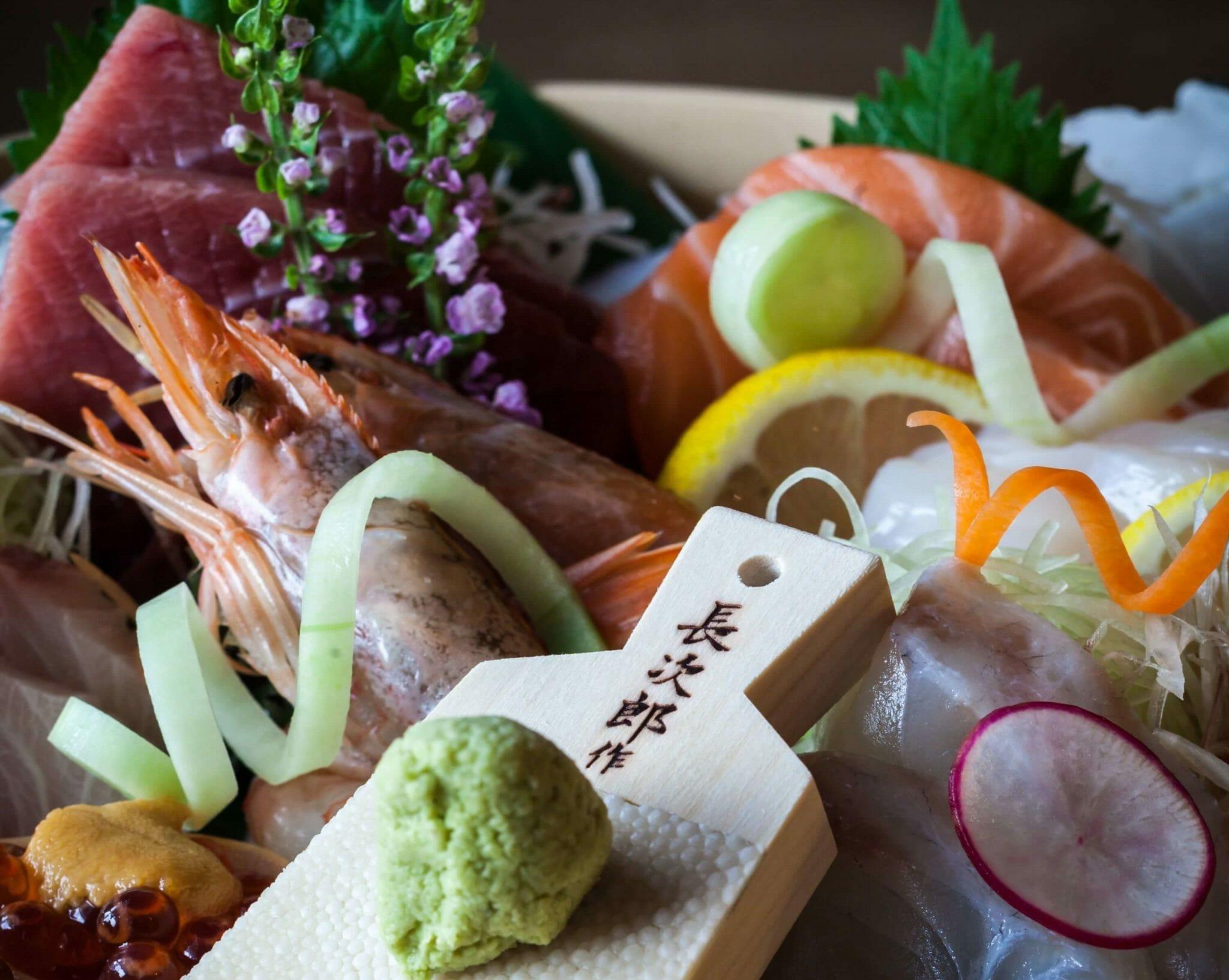 Seasonal Sashimi (1)