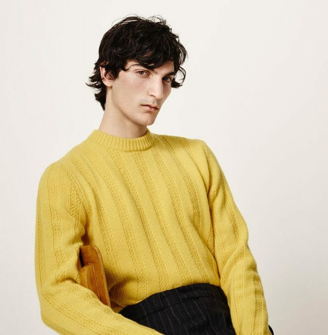 A Man's Guide to Sandro Homme F/W 2017: Elevated basics with a Parisian twist