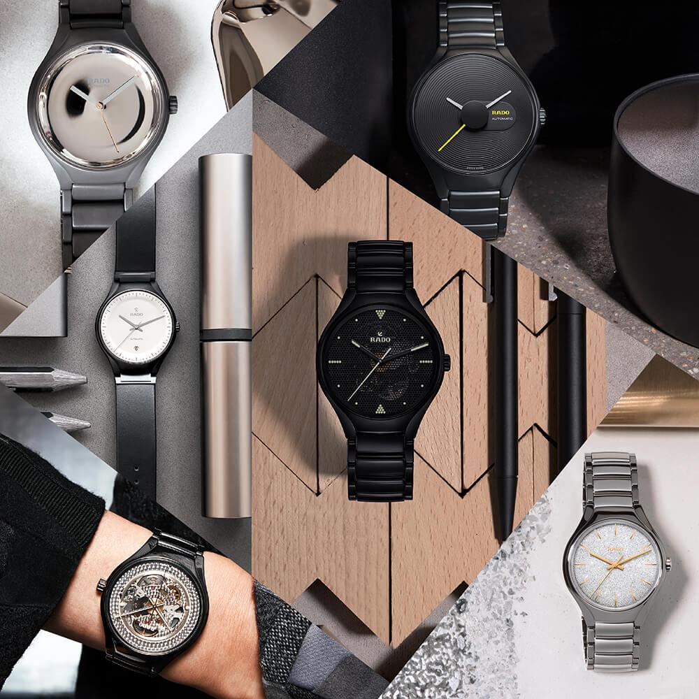 Singular Six: Rado True Designers' Series marries artful conception with high-tech watchmaking