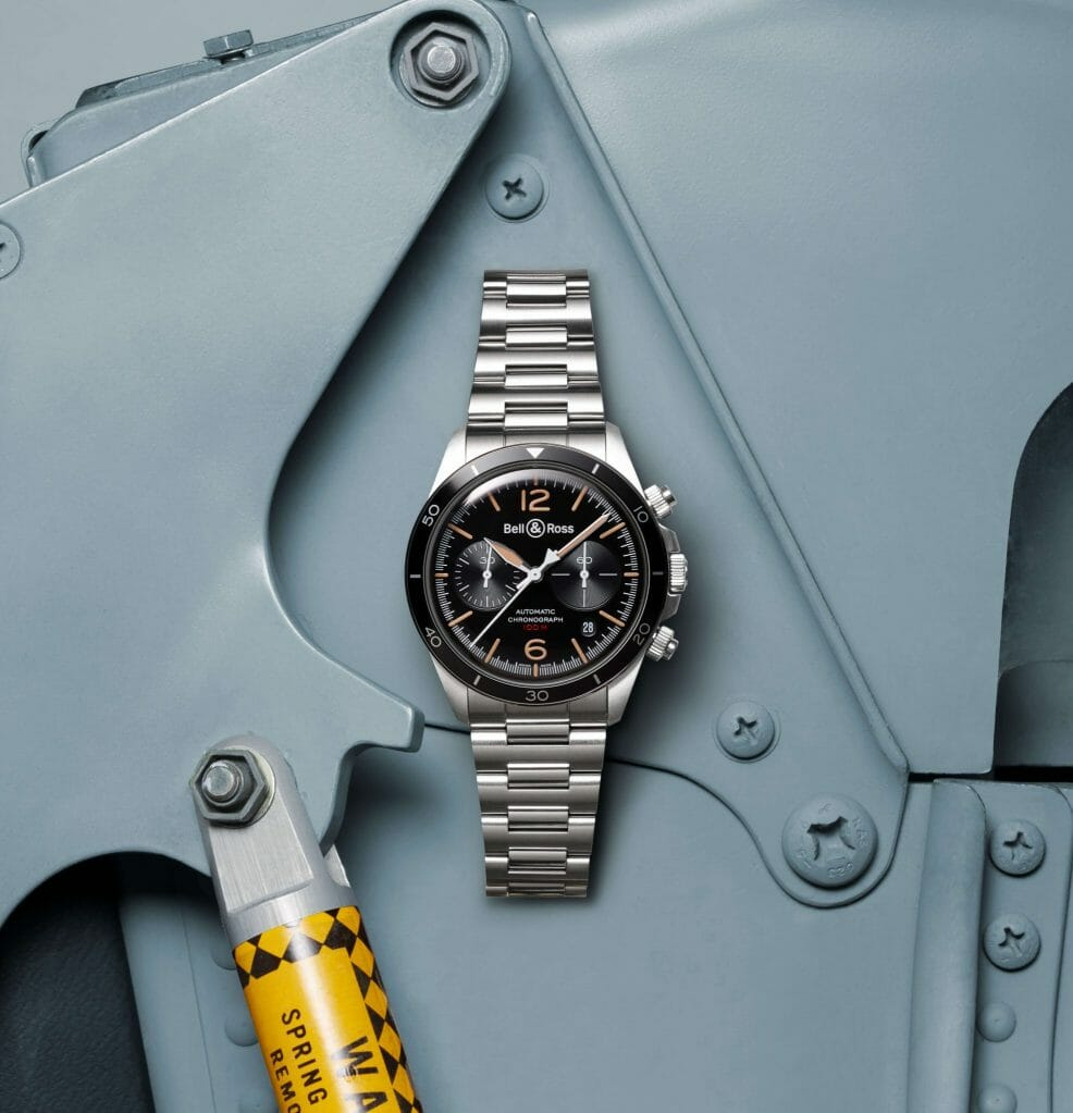 Bell & Ross Gives a Double Dose of Retro to Its Third Generation Vintage Timepieces