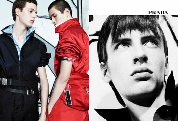 Prada Menswear SS18 Advertising Campaign_Real Life Comix_02