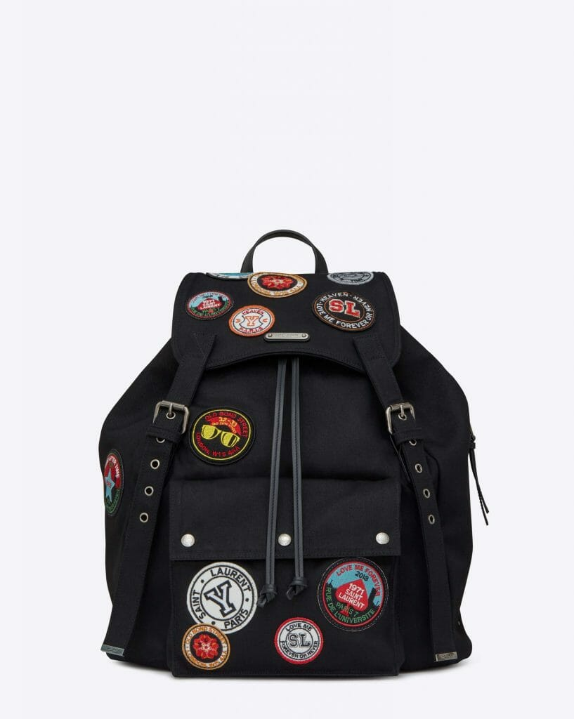 Accessories from Saint Laurent Build an Anarchist Colony